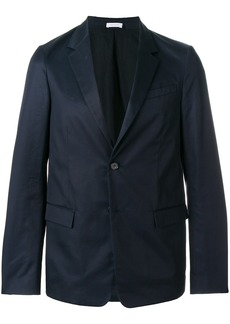 Jil Sander flap pocket blazer - Blue
