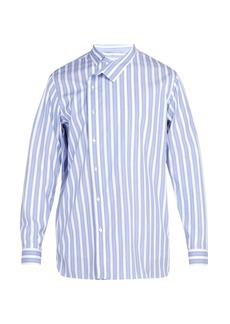 Jil Sander Fold-over collared shirt
