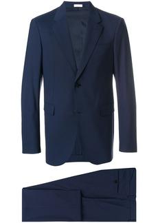 Jil Sander formal two piece suit - Blue