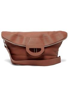 Jil Sander Grained-leather tote bag
