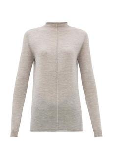 Jil Sander High-neck cashmere sweater