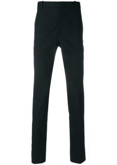 Jil Sander high rise skinny trousers - Blue