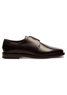 Jil Sander Junior slip-on leather derby shoes