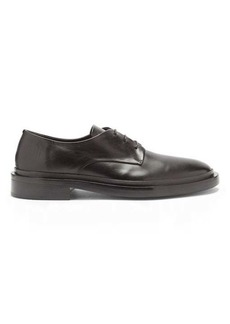 Jil Sander Lace-up leather derby shoes