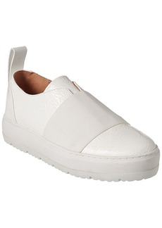Jil Sander Leather Platform Sneaker