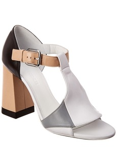 Jil Sander Leather Pump