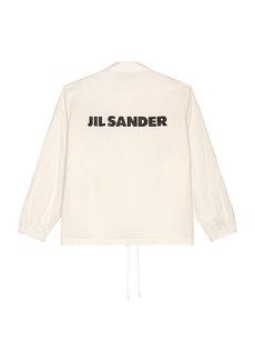 Jil Sander Logo Jacket