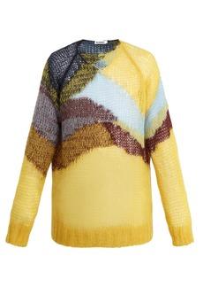 Jil Sander Loose-knit wool-blend sweater