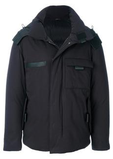 Jil Sander Norris padded jacket - Black