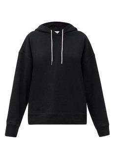 Jil Sander Organic-cotton jersey hooded sweatshirt