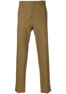 Jil Sander Paolo trousers - Green