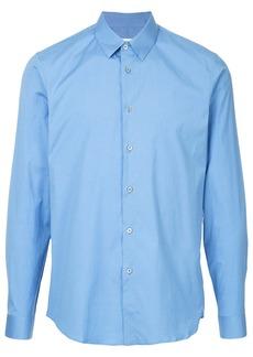 Jil Sander plain shirt - Blue