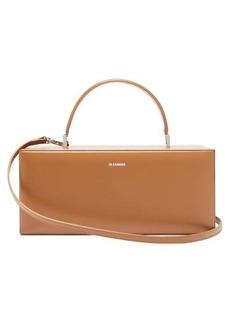 Jil Sander Rectangular leather handbag