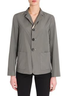 Jil Sander Reversible Button-Front Jacket