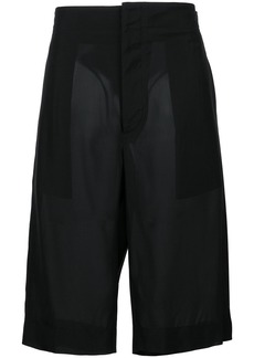 Jil Sander Short trousers - Black