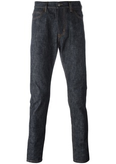 Jil Sander slim-fit jeans - Blue