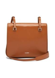 Jil Sander Small leather cross-body bag