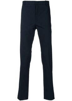 Jil Sander straight-leg trousers - Blue