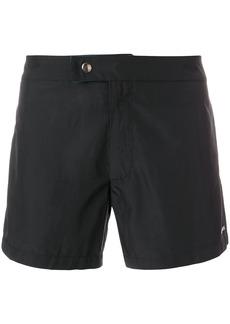 Jil Sander tailored swim shorts - Black