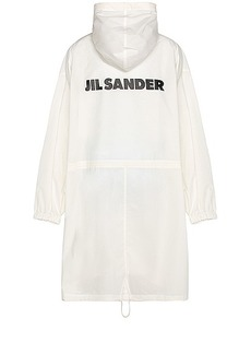 Jil Sander Water Repellent Coat