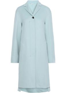 Jil Sander Woman Cashmere-felt Coat Sky Blue