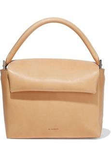 Jil Sander Woman Leather Shoulder Bag Neutral
