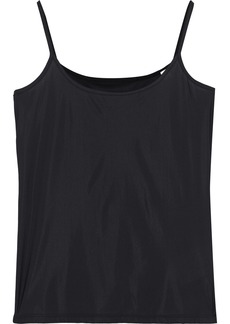 Jil Sander Woman Stretch-jersey Camisole Black