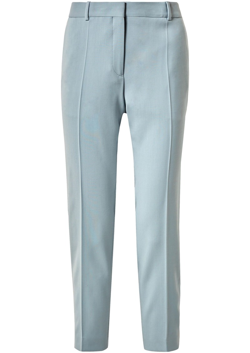 Jil Sander Woman Wool Straight-leg Pants Sky Blue