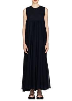 Jil Sander Women's Tech-Mesh Sleeveless Dress
