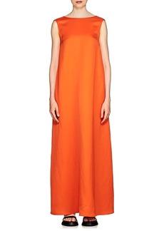 Jil Sander Women's Twill A-Line Dress