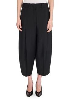 Jil Sander Wool Mohair Pants