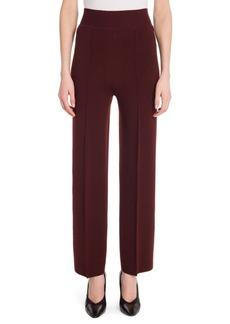 Jil Sander Wool Seamed Pants
