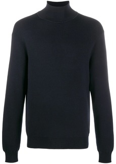 Jil Sander knitted roll-neck jumper