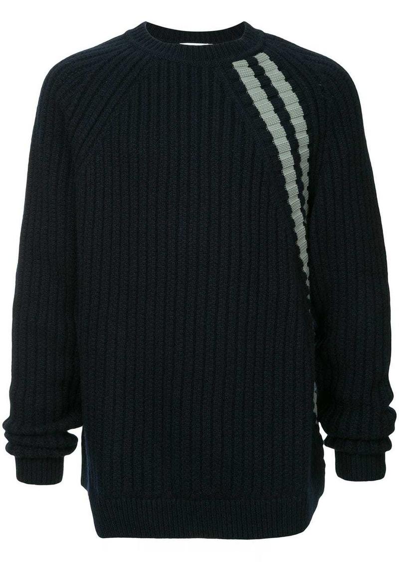 Jil Sander knitted sweater