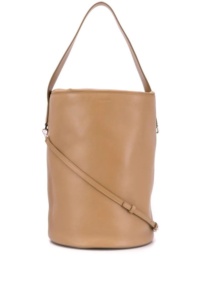 Jil Sander large bucket bag