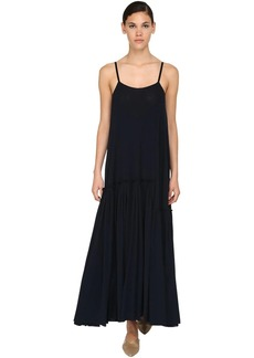 Jil Sander Light Stretch Tulle Dress