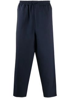 Jil Sander drawstring trousers