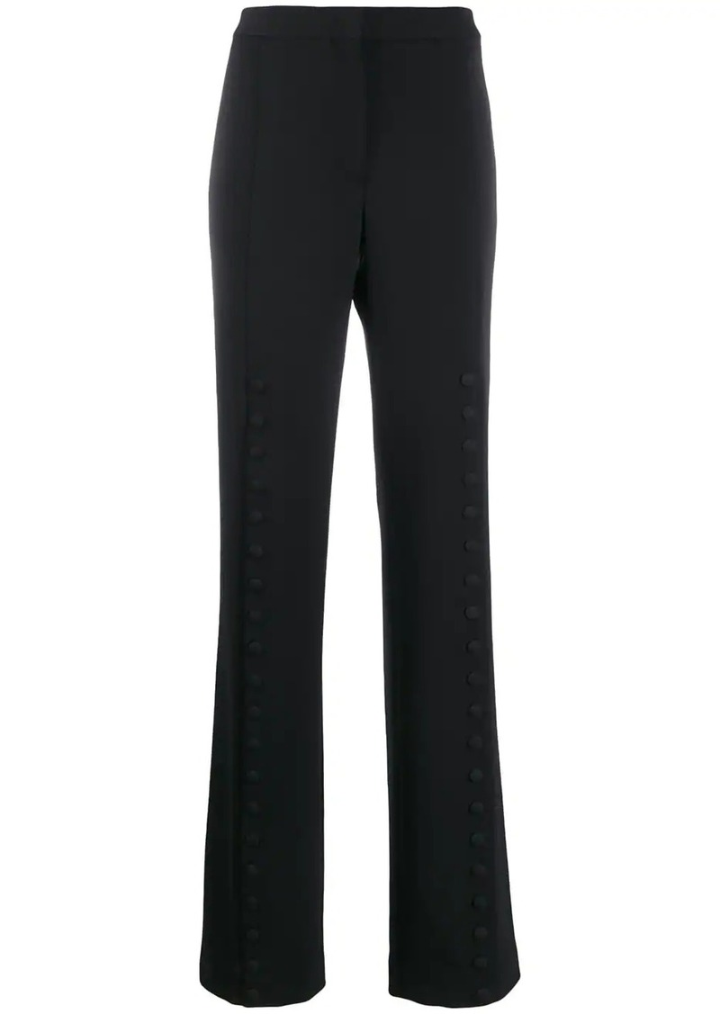 Jil Sander Luna button trousers