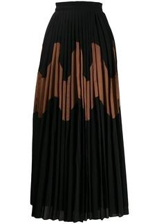 Jil Sander Malindy pleated skirt