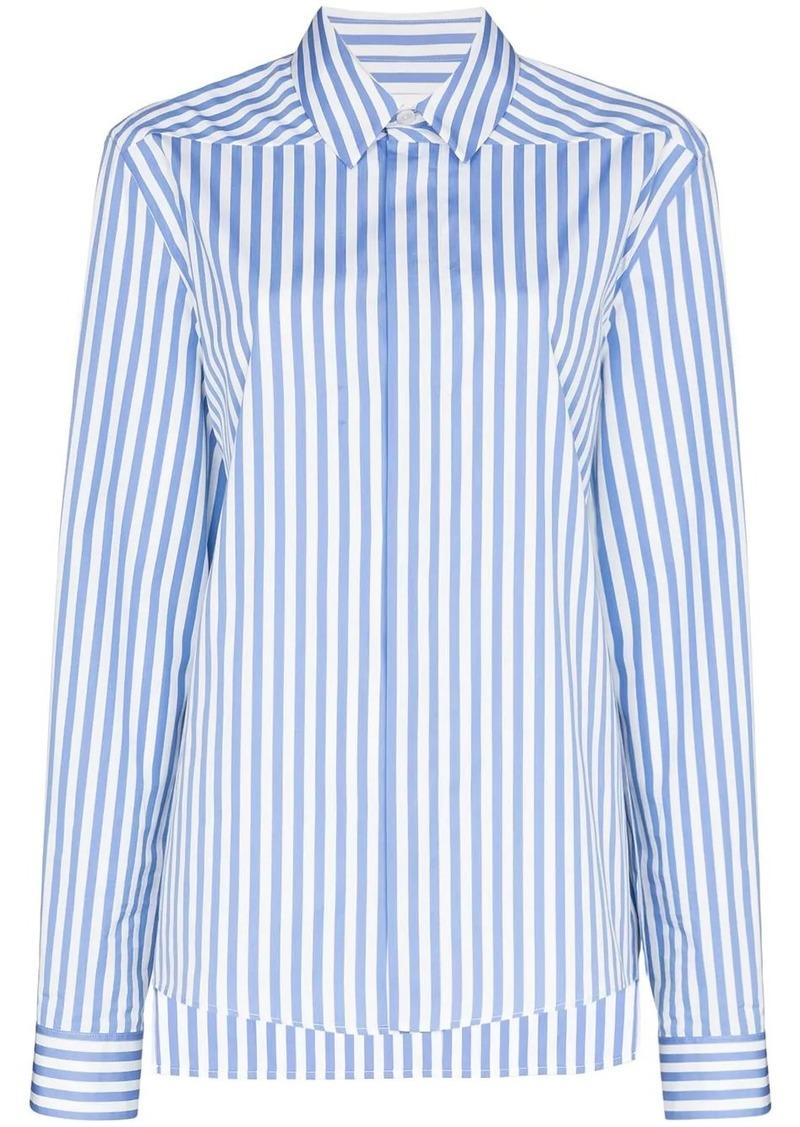 Jil Sander Moia striped shirt
