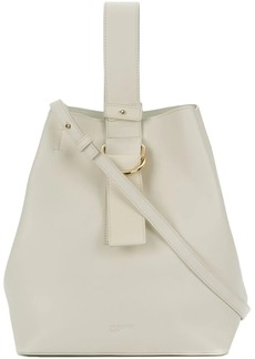 Jil Sander Navy bucket bag