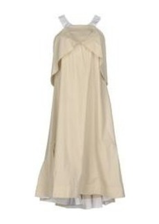 JIL SANDER NAVY - 3/4 length dress