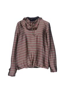 JIL SANDER NAVY - Hooded sweatshirt