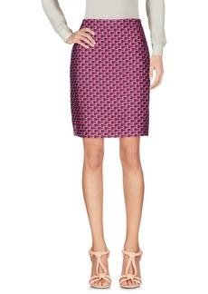 JIL SANDER NAVY - Knee length skirt