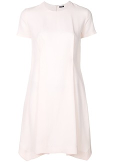 Jil Sander Navy minimal dress - Pink & Purple