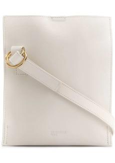 Jil Sander Navy rectangular belt bag