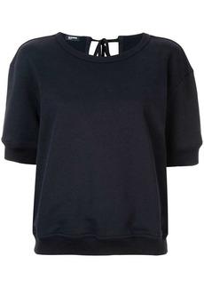Jil Sander Navy short-sleeve sweatshirt