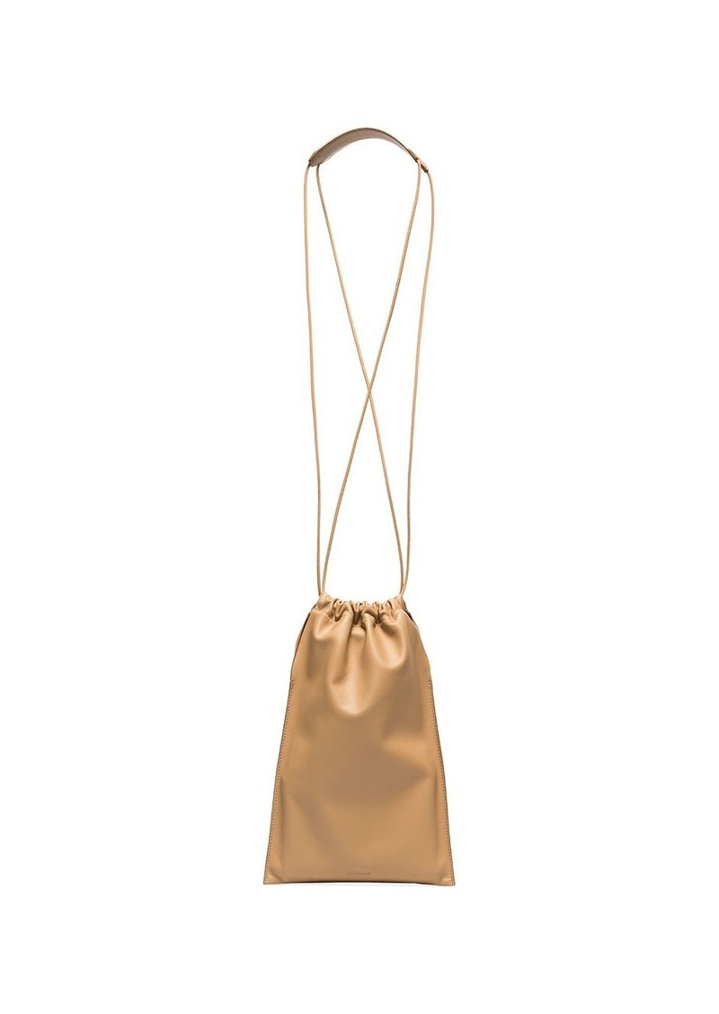 Jil Sander drawstring shoulder bag