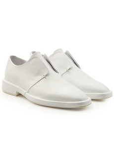 Jil Sander No Lace Leather Brogues