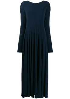 Jil Sander oversized day dress